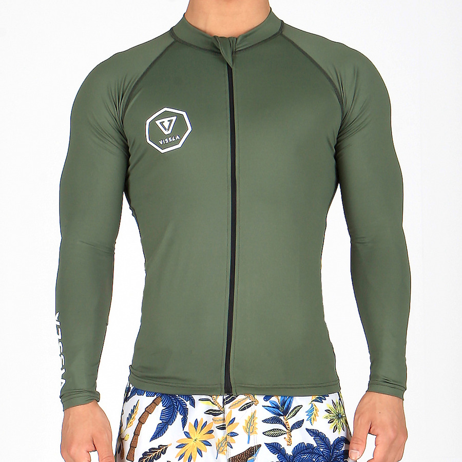 SHORE BREAK ZIP UP - RAN