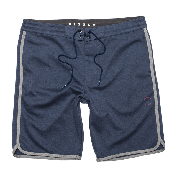 SOFA SURFER SHORT LOCKER DARK NAVY HEATHER