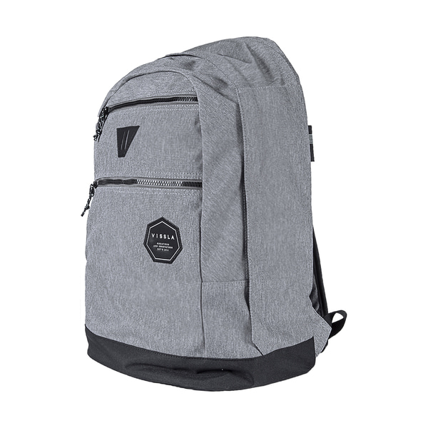 ROAD TRIPPER LIGHT GREY HEATHER
