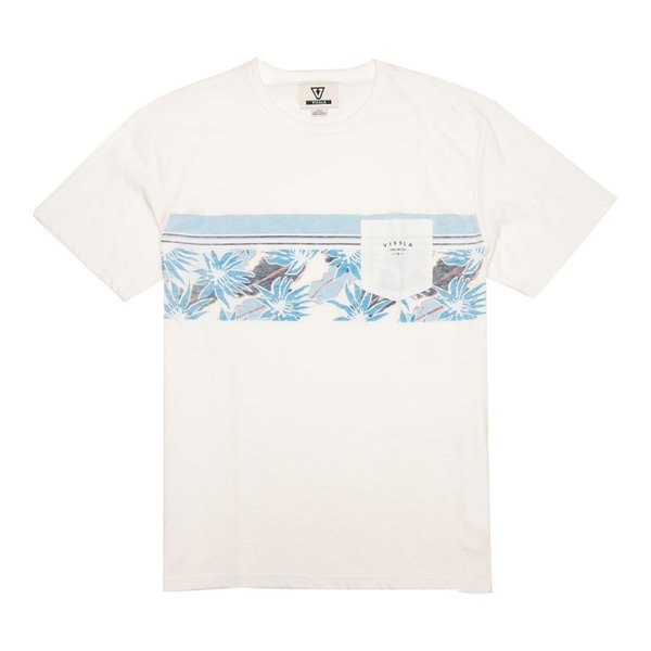 LUCID DREAM SS PKT TEE-VWH